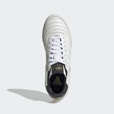 Men Soccer White Eternal Class.1 Mundial Goal Shoes