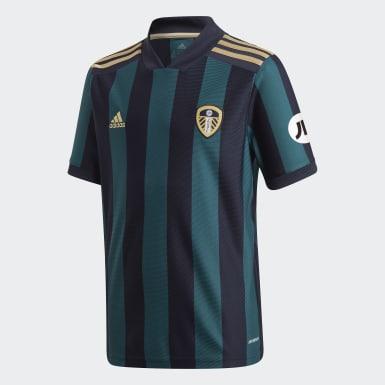 Deti Futbal modrá Dres Leeds United FC 20/21 Away
