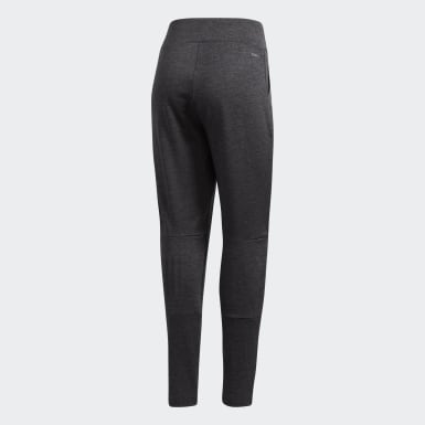 Women's Running Black Astro Pants