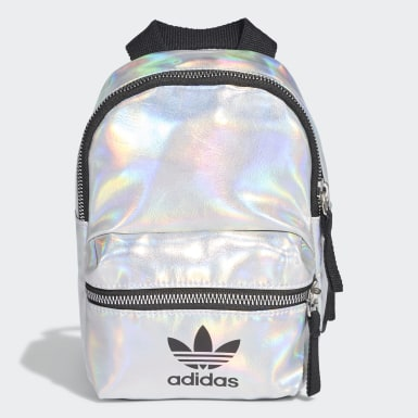 Women Originals Silver Mini Backpack