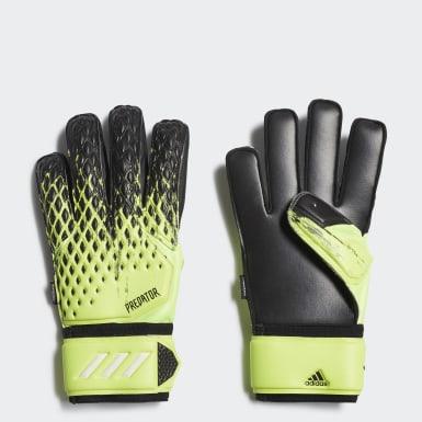Ποδόσφαιρο Πράσινο Predator 20 Match Fingersave Gloves