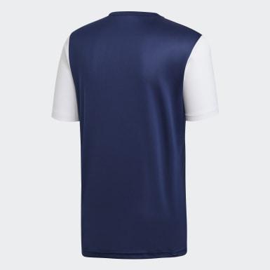 Camisa Estro 19 Azul Homem Futebol