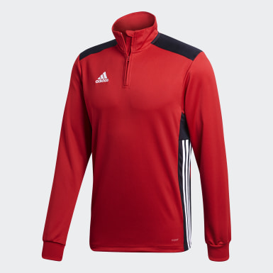 Men Training Red Regista 18 Training Top