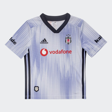 Youth Football Blue Beşiktaş JK Third Jersey