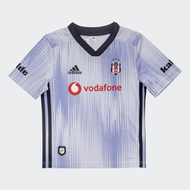 Genç Futbol Mavi Beşiktaş JK Üçüncü Takım Forması