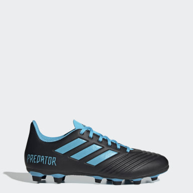 Men Football Black Predator 19.4 Flexible Ground Boots
