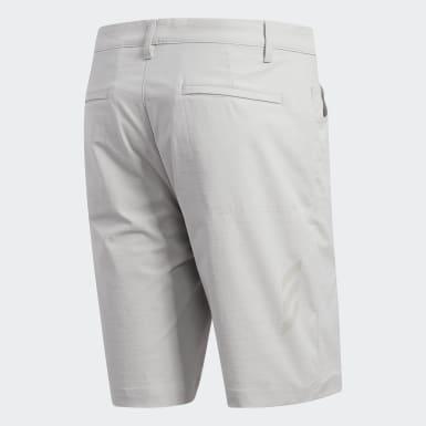 Men Golf Grey Adicross Beyond18 Five-Pocket Shorts