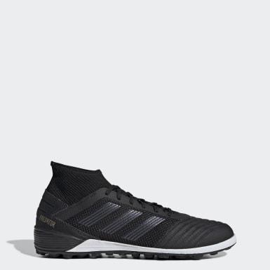 Zapatos de Fútbol Predator TAN 19.3 Césped Artificial Negro Hombre Fútbol