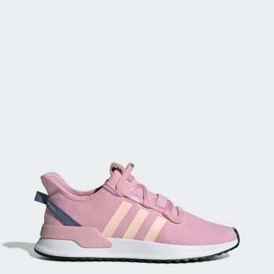 Women's Originals Pink U_Path Run Shoes