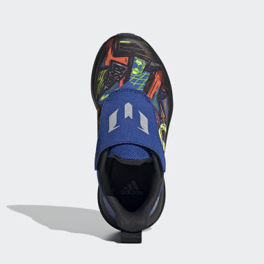 Zapatillas FortaRun Running / Football 2020 Azul Niño Training