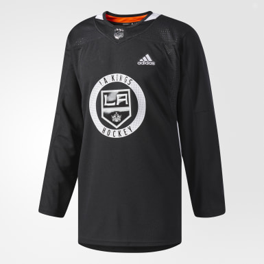 Men's Hockey Multicolor Kings Authentic Practice Jersey