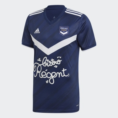Kids Football Blue FC Girondins de Bordeaux 20/21 Home Jersey