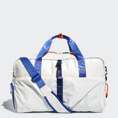Golf White Sports Duffel Bag