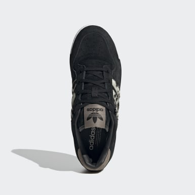 Men Originals Black Rivalry Low Shoes
