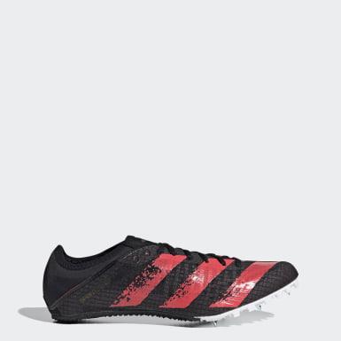 Sapatos de Bicos Sprintstar Preto Homem Atletismo
