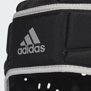 черный Шлем для регби