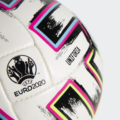 белый Футбольный мяч UNIFORIA