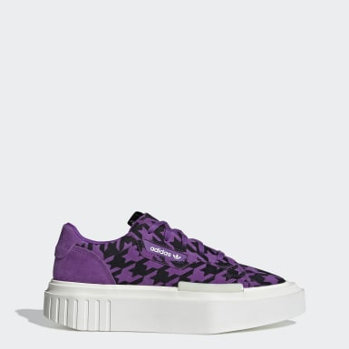 Women Originals Purple adidas Hypersleek Shoes