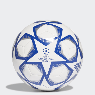 Balón UCL Finale 20 Club Blanco Hombre Fútbol