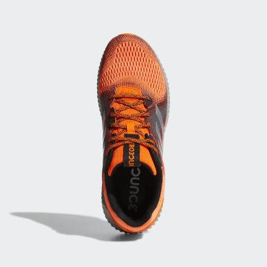 Tenis Aerobounce ST Naranja Hombre Running