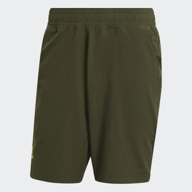 Pantalón corto Tennis Ergo Primeblue 9-Inch Verde Hombre Tenis
