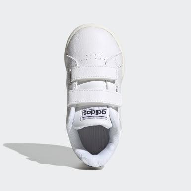 Zapatillas Roguera Blanco Niño Diseño Deportivo