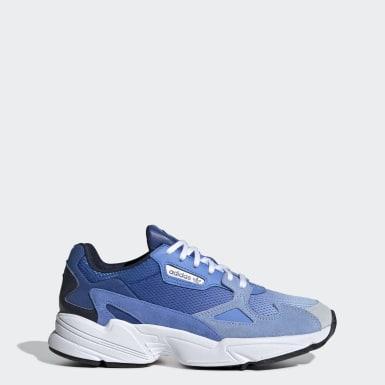 Kvinder Originals Blå Falcon sko