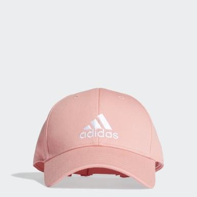 เทรนนิง สีชมพู หมวกเบสบอล
