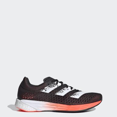 Løb Sort Adizero Pro sko