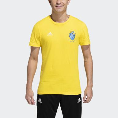 CAMISA FRED TORCEDOR Amarelo Homem Futebol