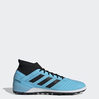 Zapatos de Fútbol Predator TAN 19.3 Césped Artificial Turquesa Hombre Fútbol