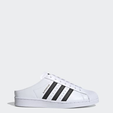 Muži Originals bílá Obuv Superstar Slip-on