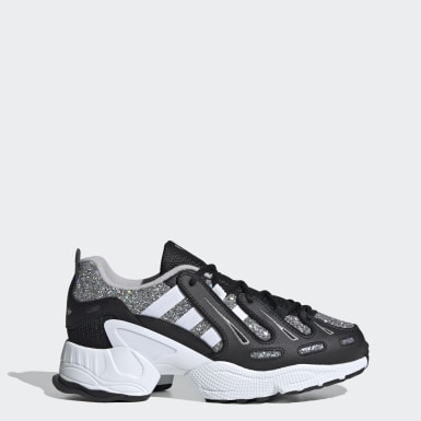 Kadın Originals Siyah EQT Gazelle Ayakkabı