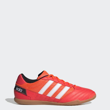 Football Orange Super Sala Boots