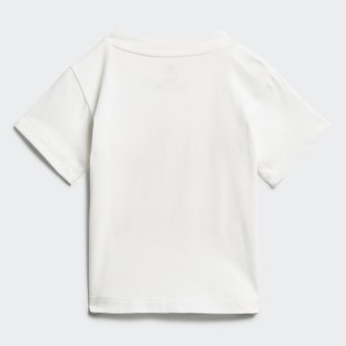 Polera Blanco Niño Originals