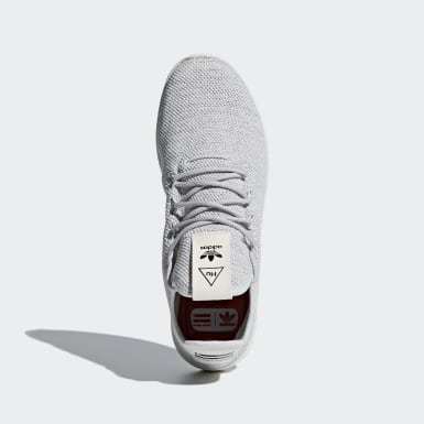 Chaussure Pharrell Williams Tennis Hu Gris Hommes Originals