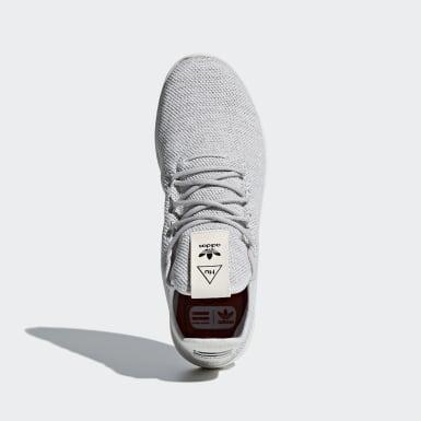 Mænd Originals Grå Pharrell Williams Tennis Hu sko