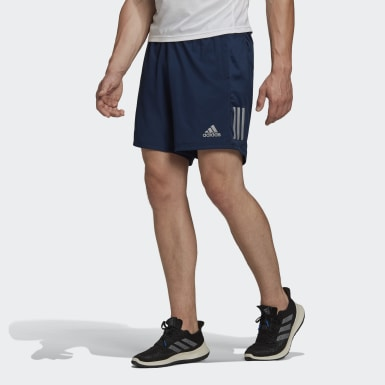 Men Running Blue Own the Run Two-in-One Shorts