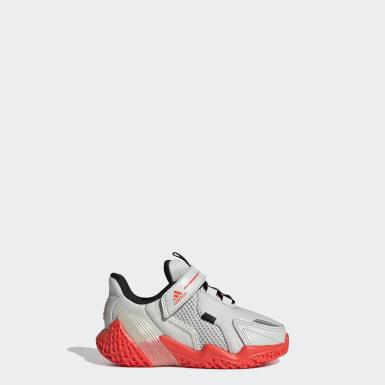 Zapatillas para correr 4UTURE Runner Plomo Niño Running