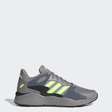 Men Running Grey Crazychaos Shoes