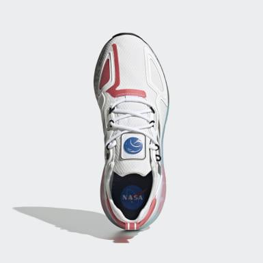Chaussure ZX 2K Boost blanc Femmes Originals