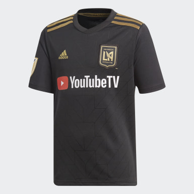 Los Angeles Football Club Home Jersey