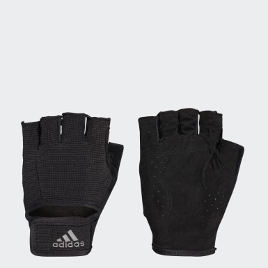 Training Black Climalite Versatile Gloves