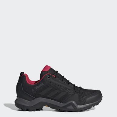 Kadın Outdoor Gri Terrex AX3 GORE-TEX Yürüyüş Ayakkabısı