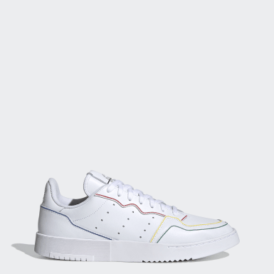 Zapatilla Supercourt Blanco Originals
