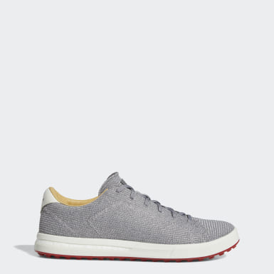 Men Golf Grey Adipure Shoes