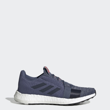 Women's Running Blue Senseboost Go Shoes