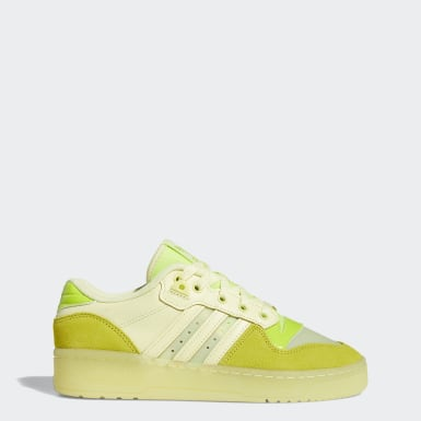 Tenis Rivalry Low Amarillo Mujer Originals