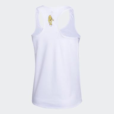 Musculosa Leonas Blanco Mujer Hockey