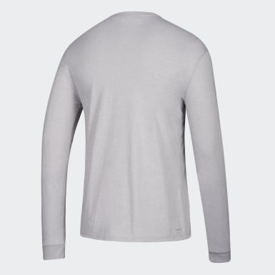 Men's Sport Inspired Grey GTP L/S